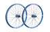 Spank Spike Race28 EVO hjul Racerhjulpar, 20 mm + 12/150 mm blå